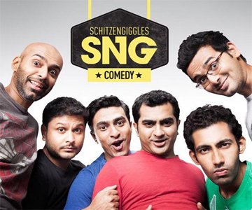 SNG Comedy Profile | Contact details (Phone number, Email Id, Website, Address Details)