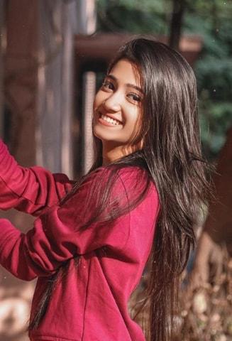 Amrita Khanal Profile  Contact Details (Phone number, Instagram, Twitter, TikTok )