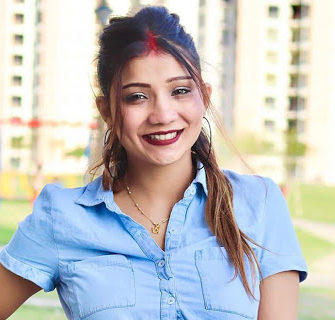 Khushi Chaudhary Profile  Contact Details (Phone number, Instagram, Twitter, YouTube, TikTok)