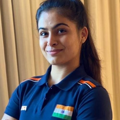 Manu Bhaker Profile| Contact Details (Phone number, Instagram, Twitter, Email address