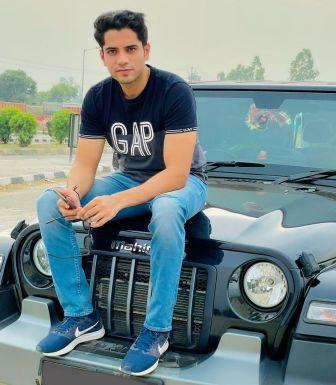 Shivam Malik Profile| Contact Details (Phone number, Instagram, Facebook, YouTube, Twitter, Email Address)